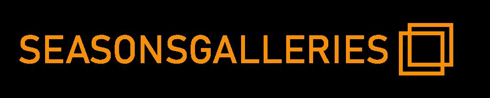 Seasonsgalleries Logo oranje